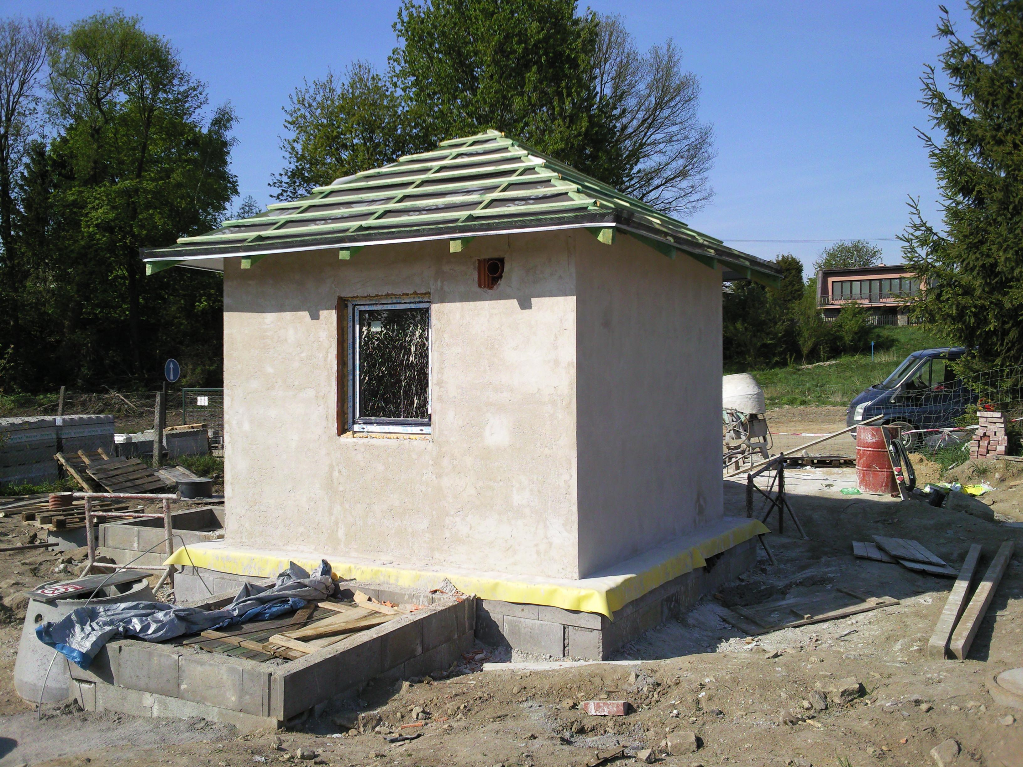 Stonařov – spodní stavba