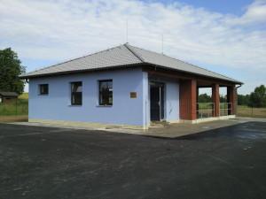Stonařov - hlavní budova
