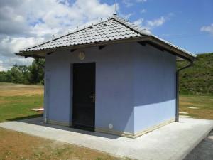Stonařov - spodní stavba
